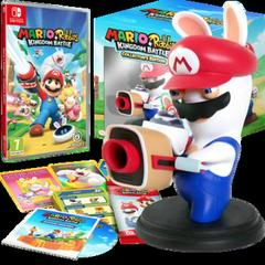 Mario + Rabbids Kingdom Battle Collector's Edition Nintendo Switch Prices