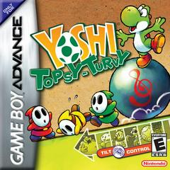 Yoshi Topsy Turvy GameBoy Advance Prices