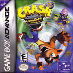 Crash Bandicoot 2 N-tranced GameBoy Advance Prices
