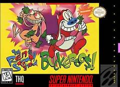 The Ren and Stimpy Show Buckeroos Super Nintendo Prices