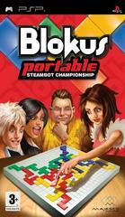 Blokus Portable: Steambot Championship PAL PSP Prices