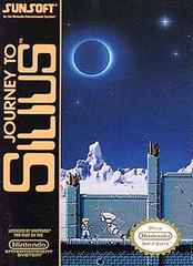 Journey to Silius NES Prices