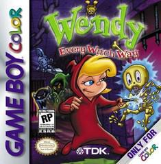 Wendy Every Witch Way GameBoy Color Prices