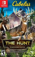 Cabela's The Hunt: Championship Edition Nintendo Switch Prices