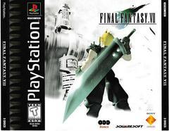 Front Of Case   Final Fantasy VII Playstation