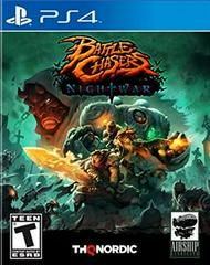 Battle Chasers: Nightwar Playstation 4 Prices