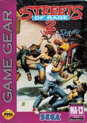 Streets of Rage 2 Sega Game Gear Prices