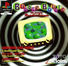 Bubble Bobble Featuring Rainbow Islands PAL Playstation Prices
