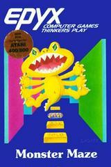Monster Maze Atari 400 Prices