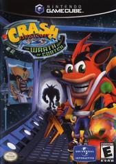Crash Bandicoot The Wrath of Cortex Cover Art