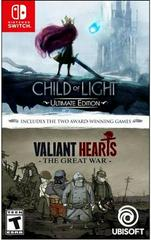 Child of Light Ultimate Edition + Valiant Hearts: The Great War Nintendo Switch Prices