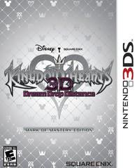 Kingdom Hearts 3D Dream Drop Distance Limited Edition Nintendo 3DS Prices