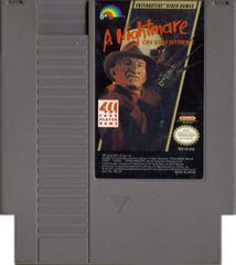 Cartridge | A Nightmare on Elm Street NES