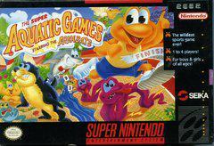 Super Aquatic Games Super Nintendo Prices