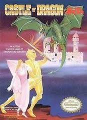 Castle Of Dragon - Front   Castle of Dragon NES