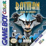 Batman Total Chaos in Gotham City GameBoy Color Prices