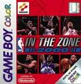 NBA in the Zone 2000 | PAL GameBoy Color