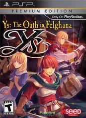 Ys: The Oath in Felghana Premium Edition PSP Prices