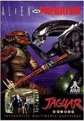 Alien Vs. Predator - Front | Alien vs. Predator Jaguar