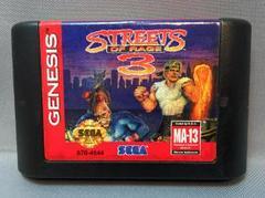 Cartridge | Streets of Rage 3 Sega Genesis