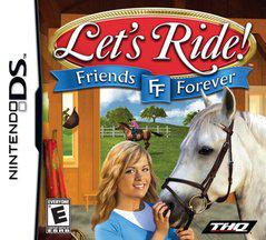 Let's Ride Friends Forever Nintendo DS Prices