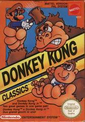 Donkey Kong Classics PAL NES Prices