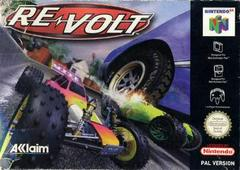Re-Volt PAL Nintendo 64 Prices