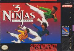 3 Ninjas Kick Back Super Nintendo Prices