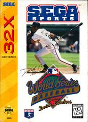 World Series Baseball Sega 32X Prices