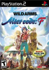Wild ARMs Alter Code: F Playstation 2 Prices