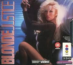 Blonde Justice - Front | Blonde Justice 3DO