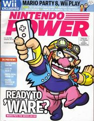 [Volume 212] WarioWare: Smooth Moves Nintendo Power Prices