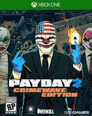 Payday 2: Crimewave Xbox One Prices