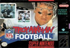 Troy Aikman NFL Football Super Nintendo Prices
