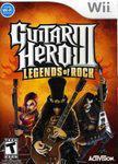 Guitar Hero III Legends of Rock Wii Prices