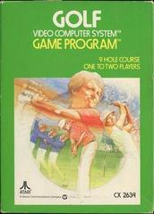Golf Atari 2600 Prices
