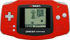 Red Gameboy Advance System GameBoy Advance Prices