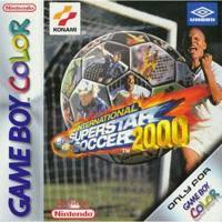 International Superstar Soccer 2000 PAL GameBoy Color Prices
