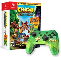 Crash Bandicoot N. Sane Trilogy [Controller Bundle] Nintendo Switch Prices