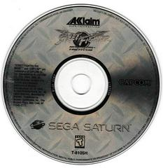 Game Disc | Street Fighter The Movie Sega Saturn