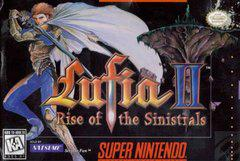 Lufia II Rise of Sinistrals Super Nintendo Prices