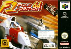 F1 Pole Position 64 PAL Nintendo 64 Prices