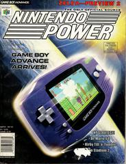 [Volume 143] Gameboy Advance Reveal Nintendo Power Prices