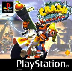 Crash Bandicoot 3 Warped PAL Playstation Prices