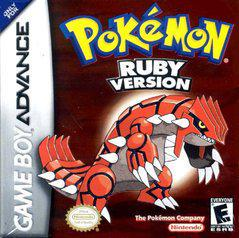 Pokemon Ruby GameBoy Advance Prices