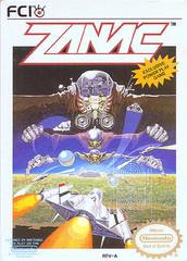 Zanac [5 Screw] NES Prices