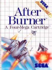 After Burner Sega Master System Prices