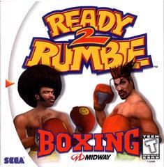 Ready 2 Rumble Boxing Sega Dreamcast Prices
