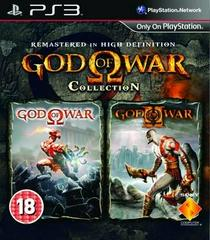 God of War Collection PAL Playstation 3 Prices