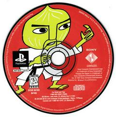 Game Disc | PaRappa the Rapper Playstation